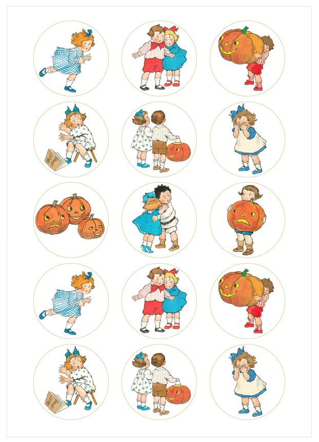 Imagen del producto: Modelo nº 1253: Halloween vintage