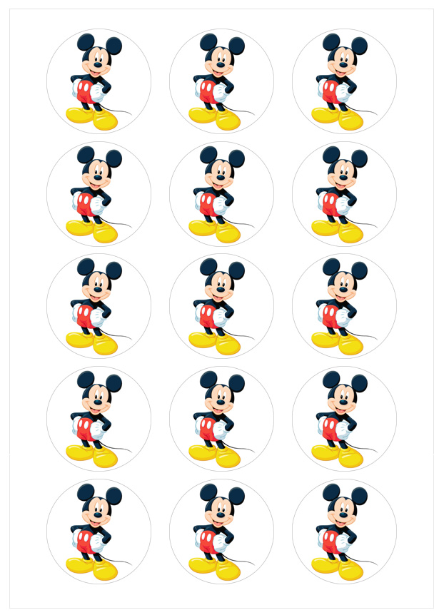 Imagen del producto: Modelo nº 1309: Mickey Mouse