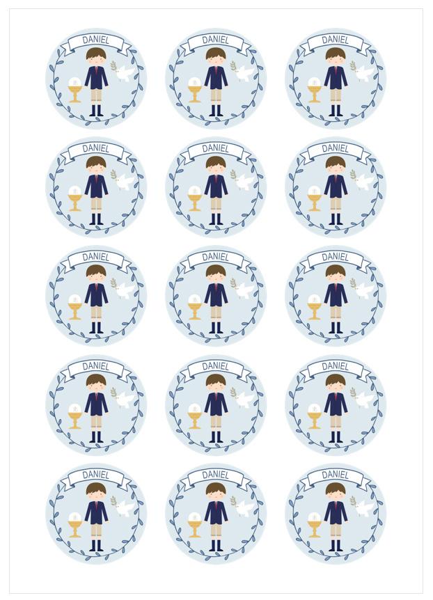 Imagen del producto: Modelo nº 1480: Niño de comunión Daniel