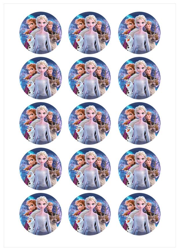 Imagen del producto: Modelo nº 1593: Frozen II