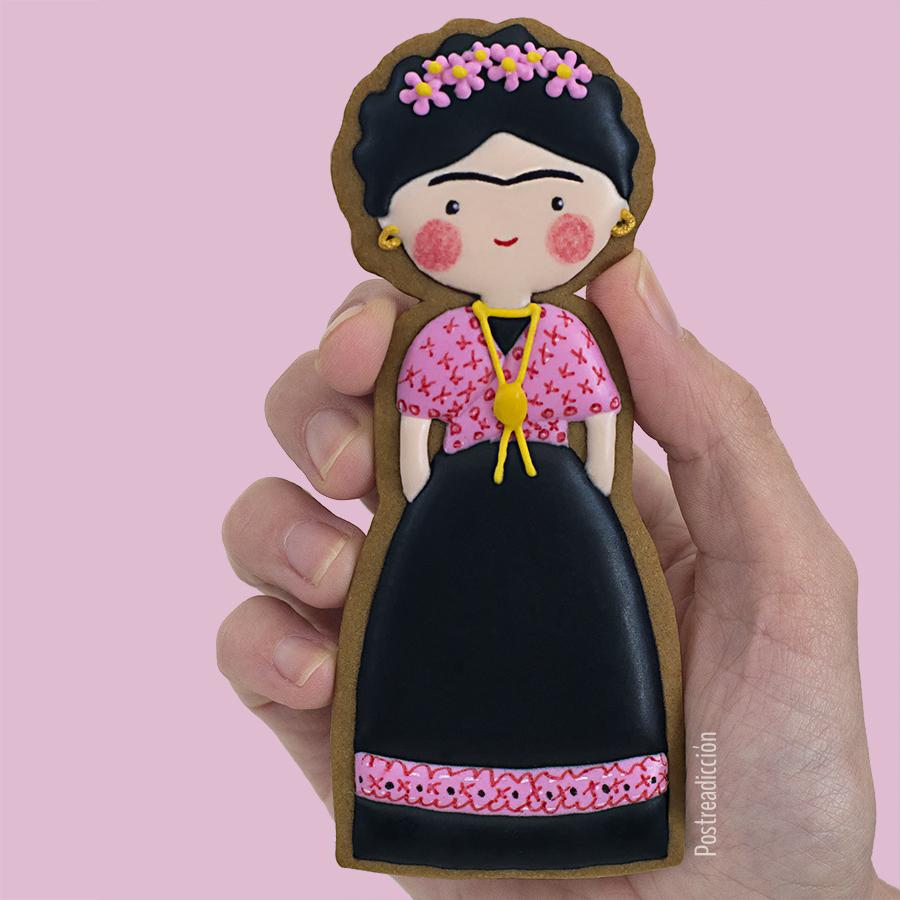 Imagen del producto: Plantilla de Frida, cuerpo entero
