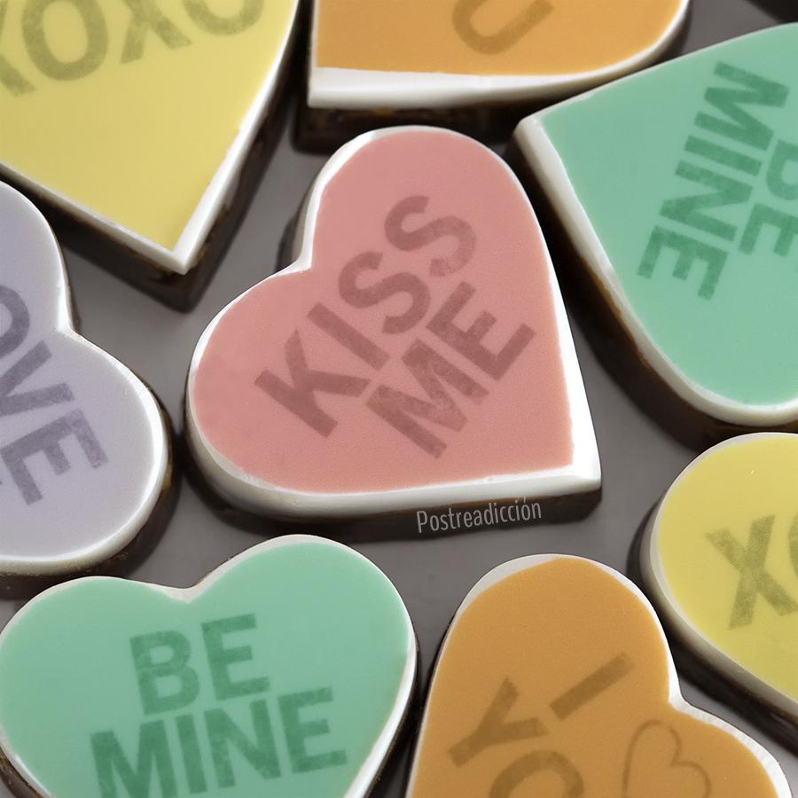 Imagen del producto: Molde reutilizable de corazones