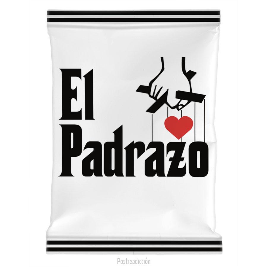 """Imagen del producto: Bolsa de snacks """"El Padrazo"""""""