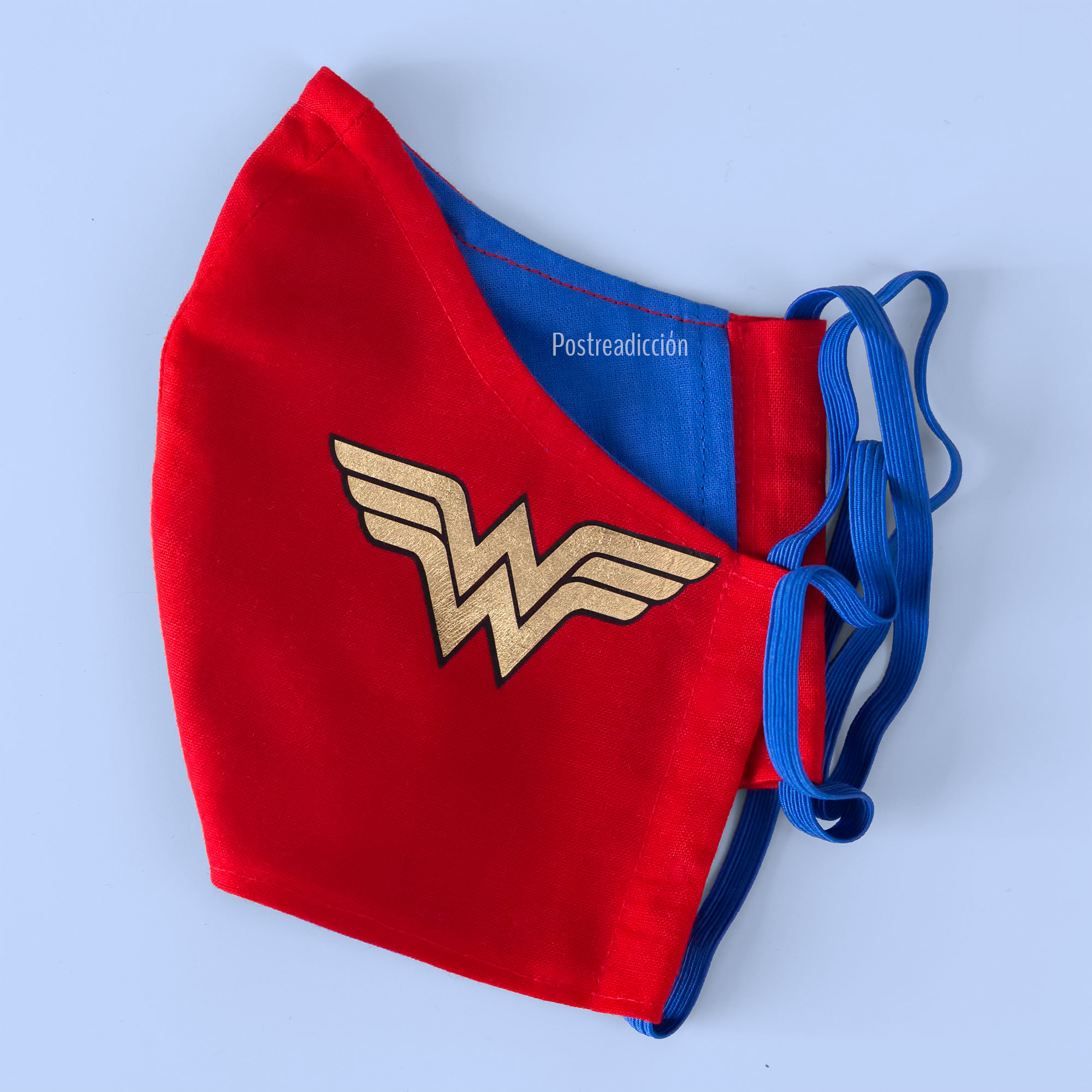 Imagen del producto: Mascarilla Wonder Woman