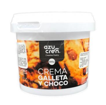 Imagen del producto: Crema de chocolate Oreo crunchy 300 g