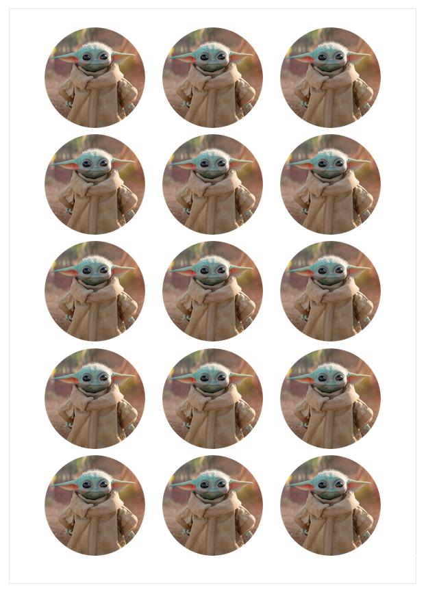 Imagen del producto: Modelo nº 1846: Baby Yoda
