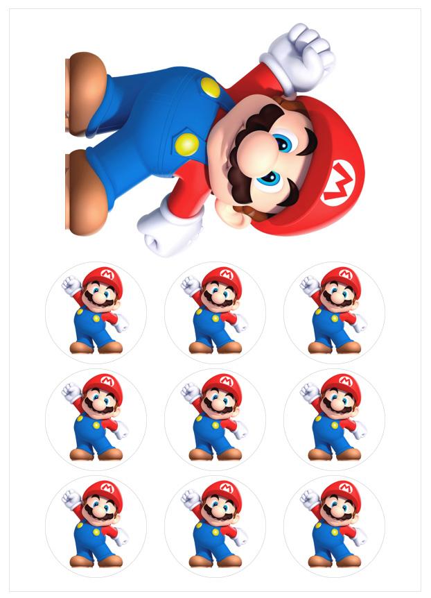 Imagen del producto: Modelo nº 1849: Mario Bros