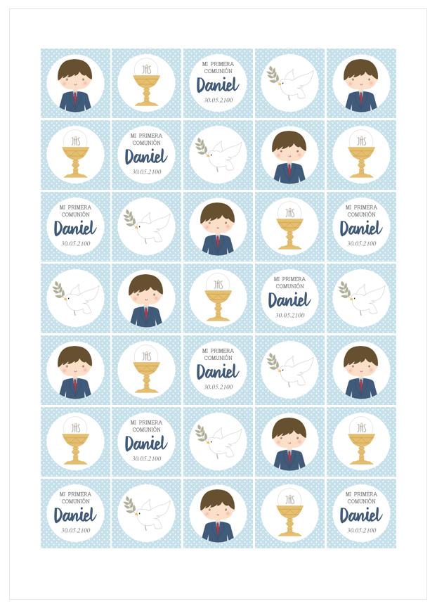 Imagen del producto: Modelo nº 1900: Niño de comunión Daniel