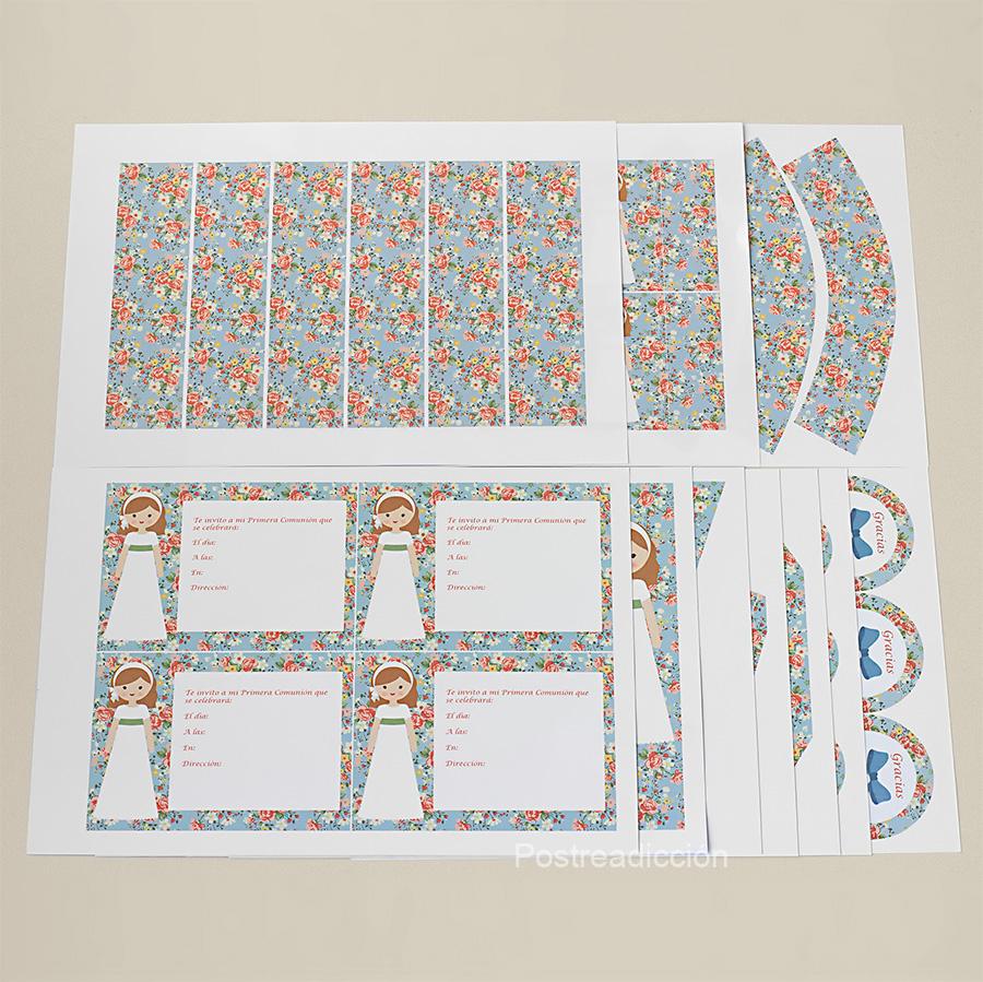 Imagen del producto: Impresión en cartulina mate de 240 g
