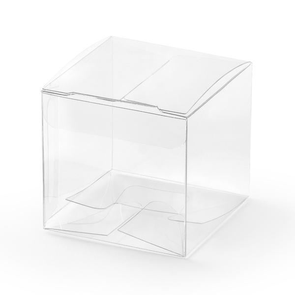 Imagen del producto: 10 cajitas transparentes