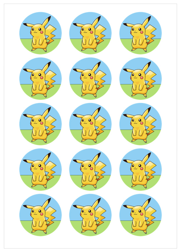 Imagen del producto: Modelo nº 1938: Pikachu
