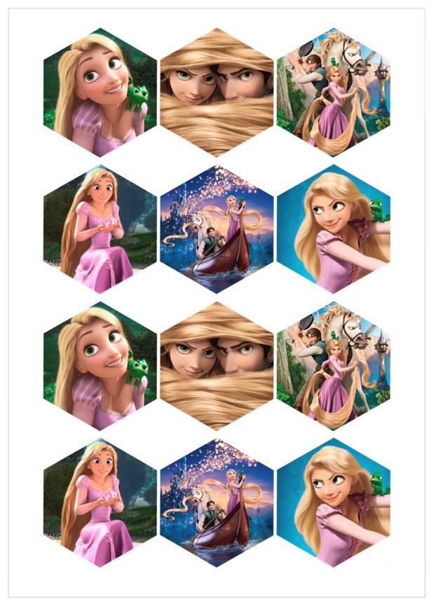 Imagen del producto: Modelo nº 1940: Rapunzel - Enredados