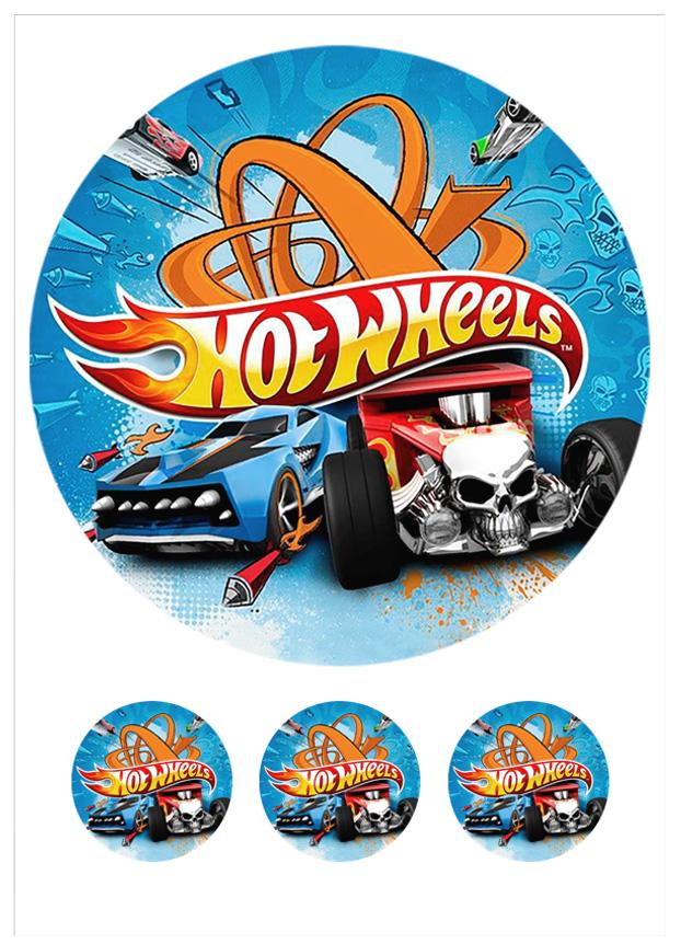 Imagen del producto: Modelo nº 1944: Hot wheels