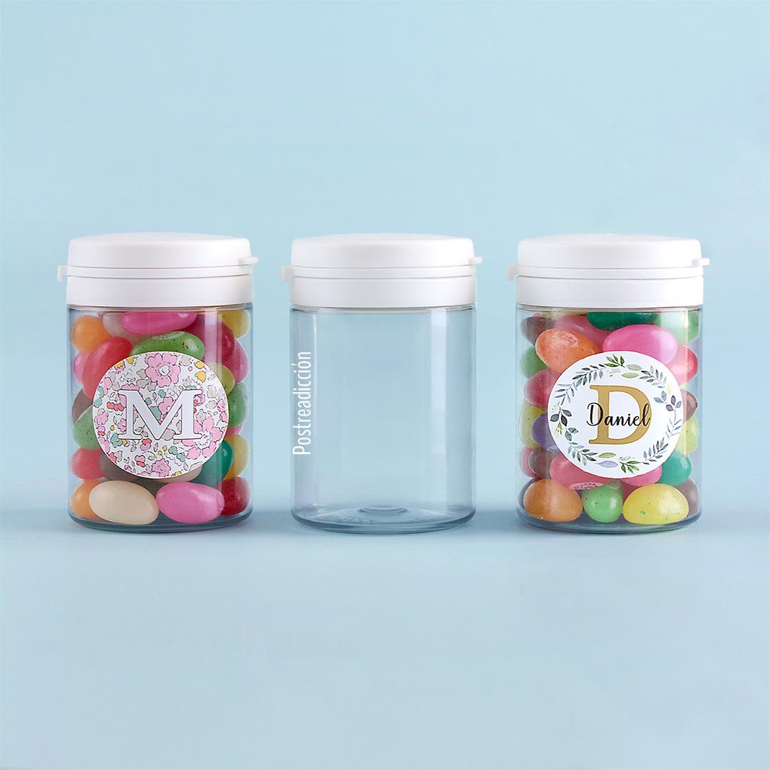 Imagen del producto: Botecito de plástico