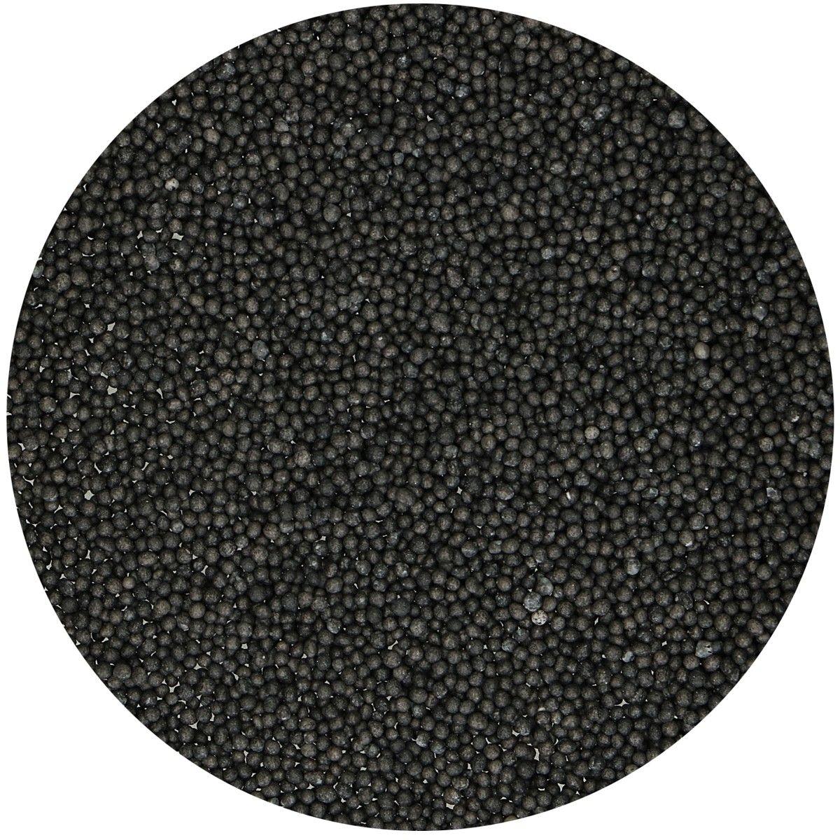 Imagen del producto: Non pareils negro de Funcakes - 80 g