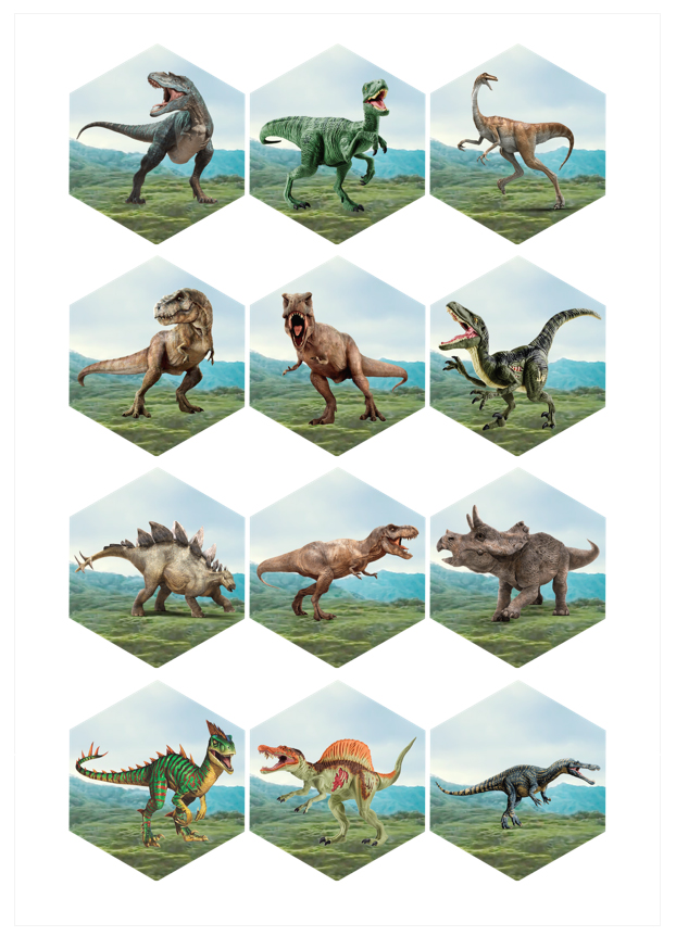 Imagen del producto: Modelo nº 1978: Dinosaurios