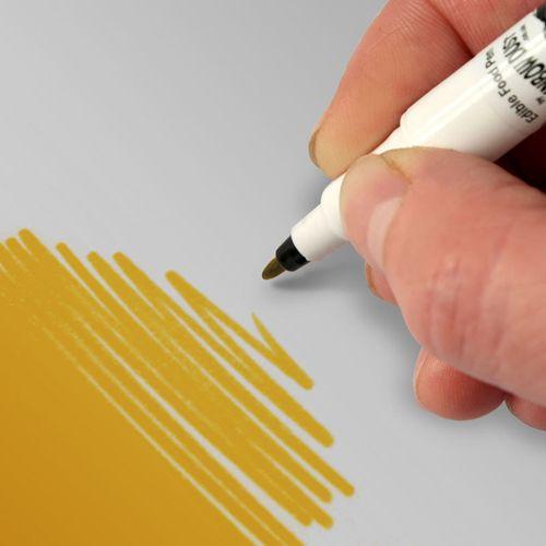 Imagen de producto: https://tienda.postreadiccion.com/img/articulos/secundarias11195-rotulador-alimentario-rainbow-dust-dark-gold-dorado-1.jpg