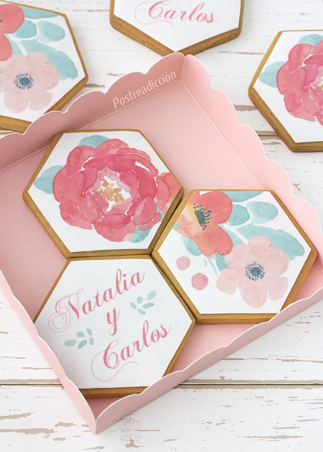 Imagen de producto: https://tienda.postreadiccion.com/img/articulos/secundarias12418-modelo-no-1301-hexagonos-con-flores-2.jpg