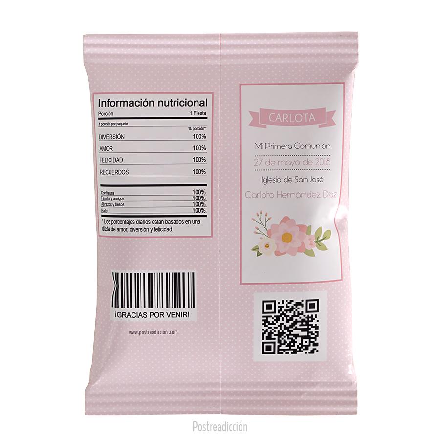 Imagen de producto: https://tienda.postreadiccion.com/img/articulos/secundarias13226-10-bolsas-de-snacks-de-nina-de-comunion-carlota-sencillo-1.jpg