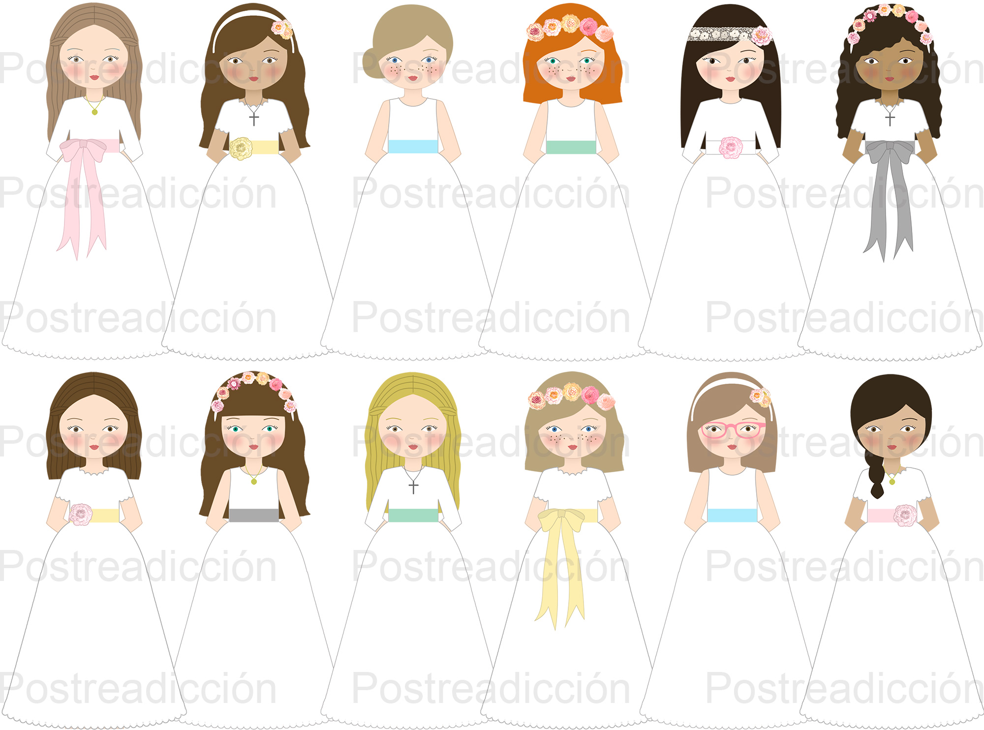 Imagen de producto: https://tienda.postreadiccion.com/img/articulos/secundarias13226-10-bolsas-para-rellenar-de-nina-de-comunion-carlota-sencillo-4.jpg
