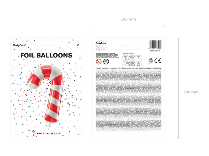 Imagen de producto: https://tienda.postreadiccion.com/img/articulos/secundarias13547-globo-de-baston-de-caramelo-rojo-de-50-x-82-cm-3.jpg