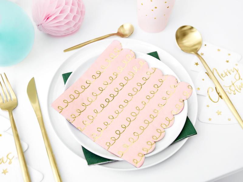 Imagen de producto: https://tienda.postreadiccion.com/img/articulos/secundarias13548-20-servilletas-rosas-con-foil-dorado-1.jpg