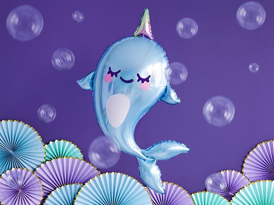 Imagen de producto: https://tienda.postreadiccion.com/img/articulos/secundarias13625-globo-de-ballena-unicornio-de-foil-1.jpg