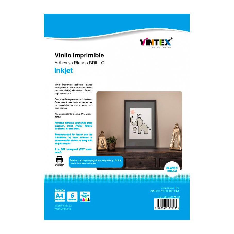 Imagen de producto: https://tienda.postreadiccion.com/img/articulos/secundarias13637-vinilo-pegatina-imprimible-blanco-brillo-inkjet-vintex-20-hojas-6.jpg