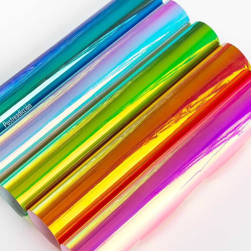 Imagen de producto: https://tienda.postreadiccion.com/img/articulos/secundarias14011-vinilo-holografico-3050-x-3050-cm-verde-1.jpg
