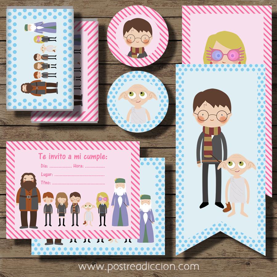 Kit De Fiesta De Harry Potter Tienda Online